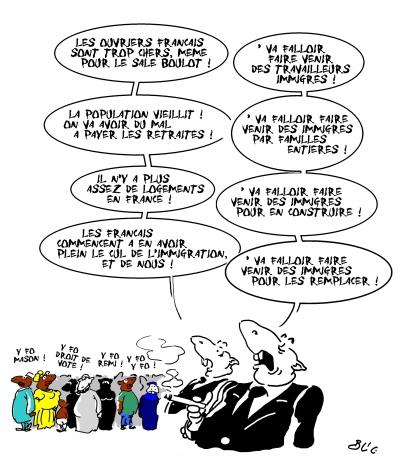 immigration,sophismes